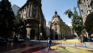 Santiago do Chile entrará em quarentena total a partir de sábado para conter avanço da Covid-19