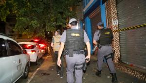 Fiscalização eventos clandestinos em São Paulo