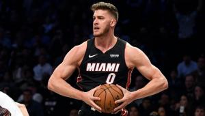 Meyers Leonard, jogador do Miami Heat