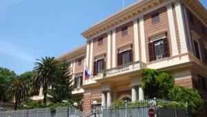 Embaixada da Rússia em Roma, na Itália