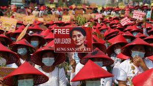 Myanmar apresenta nova acusação contra líder democrata Aung San Suu Kyi