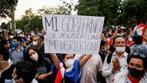 Após protestos, presidente do Paraguai propõe mudanças ministeriais para amenizar crise