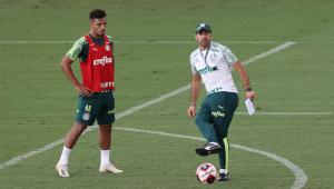 Abel Ferreira confirma escalação alternativa do Palmeiras no clássico com o Corinthians