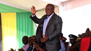 Presidente da Tanzânia, John Magufuli