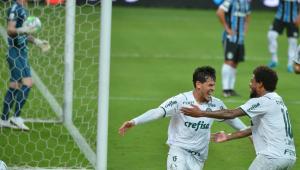 Palmeiras vence Grêmio por 1 a 0 na primeira partida da final da Copa do Brasil