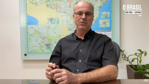 Alexandre Schmidt dá depoimento à Jovem Pan