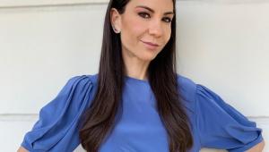 Jornalista Amanda Klein é a nova comentarista do programa '3 em 1' da Jovem Pan