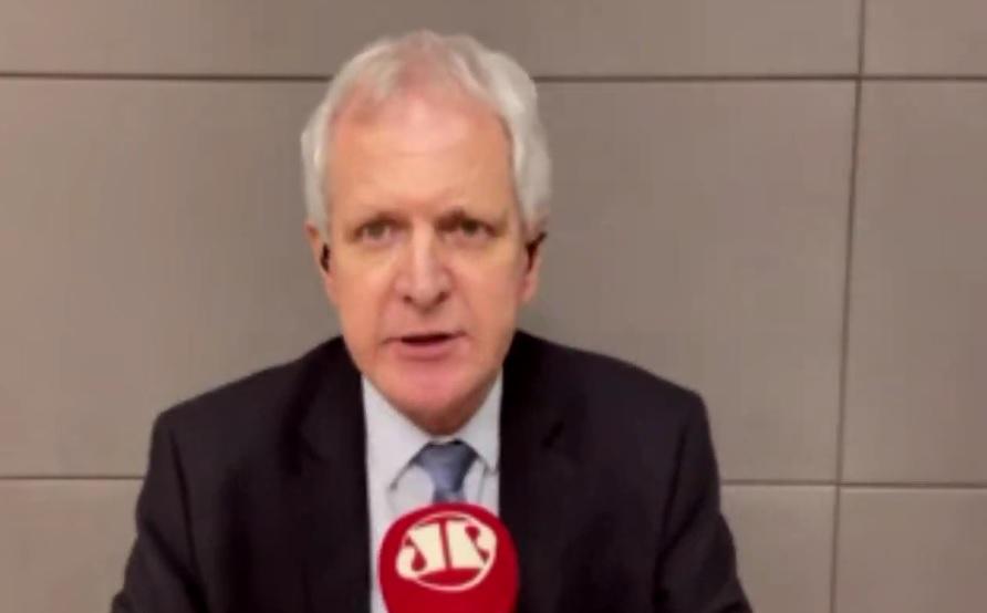'STF está colecionando absurdos para livrar um corrupto e lavador de dinheiro', diz Augusto Nunes