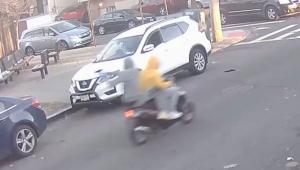 motoqueiros atiram em parquinho em nova york