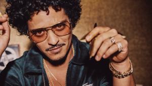 Bruno Mars e Anderson .Paak lançam 'Leave The Door Open', primeira música da banda Silk Sonic
