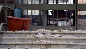 Terremoto que atingiu a Grécia causou danos apenas danos superficiais