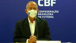 CBF decide manter futebol mesmo com pandemia no auge: 'É seguro e controlado'
