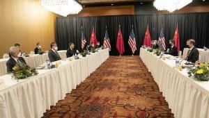 Diplomatas dos Estados Unidos e da China se reuniram no Alasca para primeira reunião do governo de Joe Biden