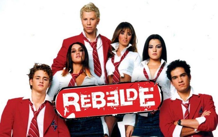 Elenco da novela mexicana 'Rebelde'