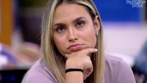 Sarah diz que gosta de Bolsonaro no 'BBB 21' e público quer sua eliminação