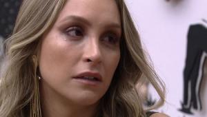 'BBB 21': Carla Diaz chora e diz que foi abandonada por Arthur quando mais precisou