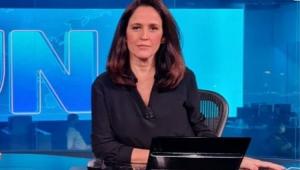Ana Luíza Guimarães no Jornal Nacional