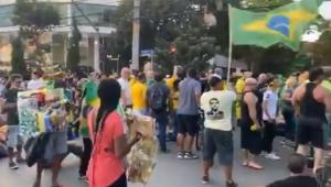 Manifestação contra João Doria