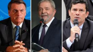 Possíveis candidatos ao pleito eleitoral de 2022
