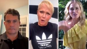 famosos gravam vídeo em apoio a calouros da fgv