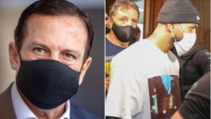 Doria criticou Gabigol por ter comparecido a cassino durante a pandemia