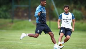 Grêmio faz último treino antes da decisão da Copa do Brasil e pode ter mudanças na escalação