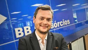 Fausto de Andrade Ribeiro em foto posada