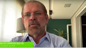 Reinaldo Carneiro Bastos em entrevista à Jovem Pan