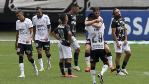 Corinthians x Ponte Preta no Campeonato Paulista