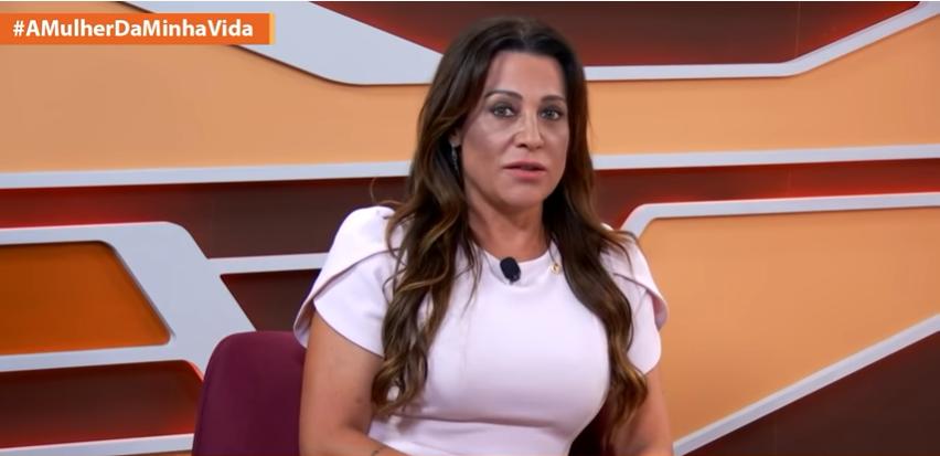 Gabriela Manssur fala sobre violência contra a mulher em entrevista ao Morning Show
