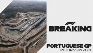 Fórmula 1 confirma GP de Portugal como terceira etapa da temporada 2021
