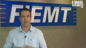 Gustavo de Oliveira dá depoimento à Jovem Pan