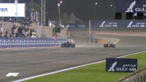 Lewis Hamilton venceu o GP do Bahrein de 2021