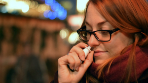 Spray nasal que apresentou eficácia contra Covid-19 em testes clínicos foi aprovado para venda em Israel e Nova Zelândia