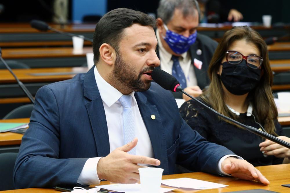 Deputado Daniel Freitas é apoiador do presidente Jair Bolsonaro