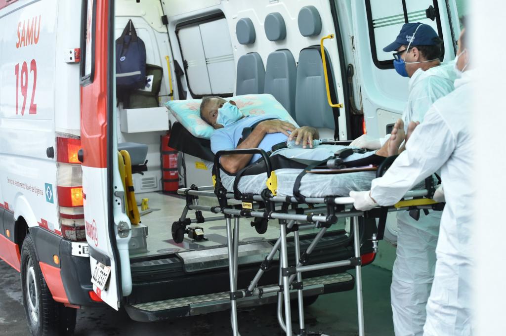 Brasil registra 29 mil casos e 786 mortes por Covid-19 em 24 horas – Jovem Pan