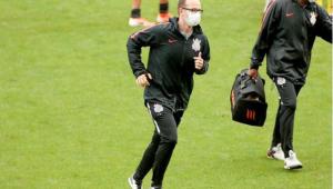 Ivan Grava pediu demissão do Corinthians