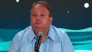 Chef Érick Jacquin participa do programa Pânico, da Jovem Pan