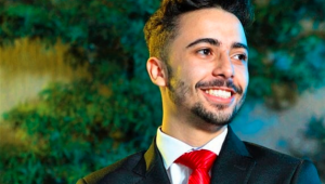 João Junior, estudante preso após tuíte contra Bolsonaro
