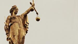 Símbolo da Justiça brasileira