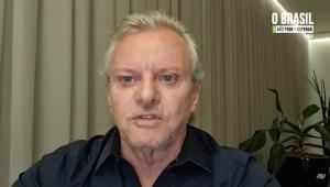 Laercio Gonçalves, presidente da Associação Brasileira dos Distribuidores de Resinas Plásticas e Afins (Adirplast), dá depoimento à Jovem Pan