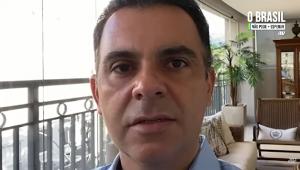 Leonardo Severini, presidente da Abad, dá depoimento para a campanha O Brasil Não Pode + Esperar