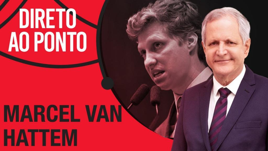 MARCEL VAN HATTEM - DIRETO AO PONTO - 08/03/21