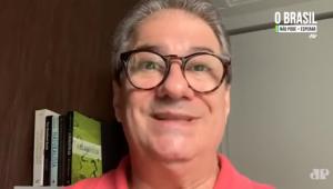 Marcello Brito dá depoimento à Jovem Pan