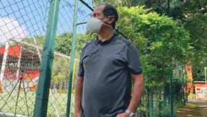 Muricy Ramalho se recupera de quadro de diverticulite e retorna ao CT do São Paulo