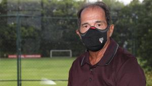 Muricy Ramalho é o coordenador das categorias de base do São Paulo