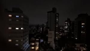 Panelaço em Porto Alegre