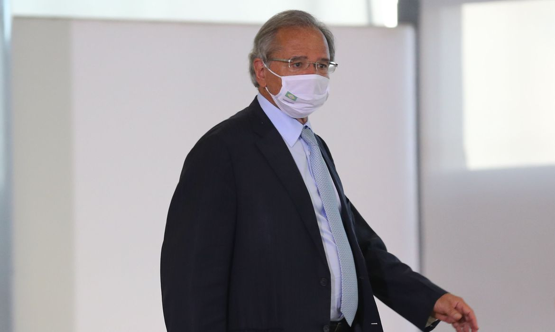 Guedes rebateu críticas do aumento do gás de cozinha e disse que não faz mais anúncios baseados em promessas políticas