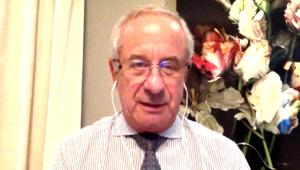psiquiatra Valentim Gentil durante entrevista ao Direto ao Ponto