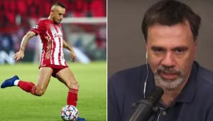 Mauro Beting falou sobre o futuro de Rafinha no Esporte em Discussão